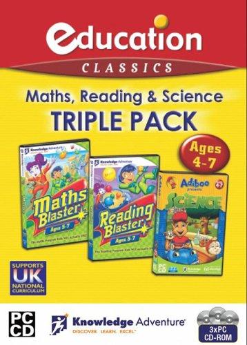 Education Classics: Ages 5-7 Triple Pack