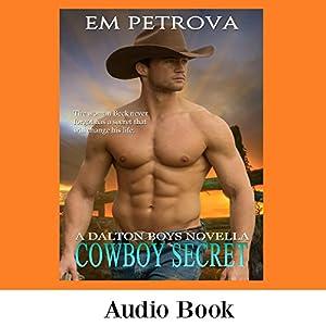 Cowboy Secret Audiobook