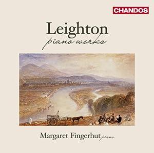 Leighton Solo Piano Works Winter Scenes Sonata Nos 3 Op64 Preludes by Chandos