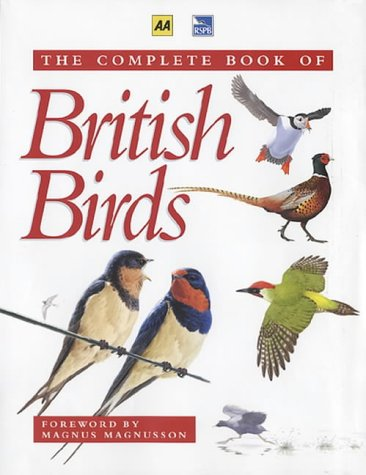 Book of British Birds (AA RSPB)