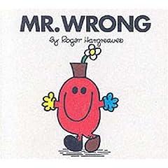 Mr. Wrong (Mr. Men Library)