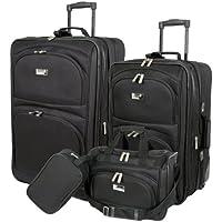 Geoffrey Beene Luggage 4 Piece Set