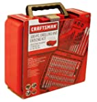 Craftsman 100 Piece drilling and driv...
