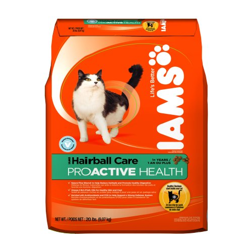 Iams Cat Food Issues