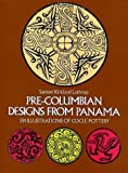 img - for Pre-Columbian Designs from Panama (Dover Pictorial Archives) book / textbook / text book