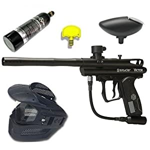 Spyder Victor Co2 Paintball Set from Spyder