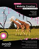 Foundation Website Creation with HTML5, CSS3, and JavaScript Front Cover