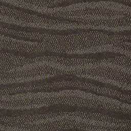 6\'x15\' Surfs Up Aged Pewter | Pattern Cut Pile and Loop Textured Area Rug