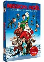 Mission : Noël - Les aventures de la famille Noël