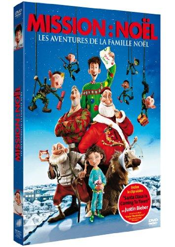 Mission : Noël : les aventures de la famille Noël