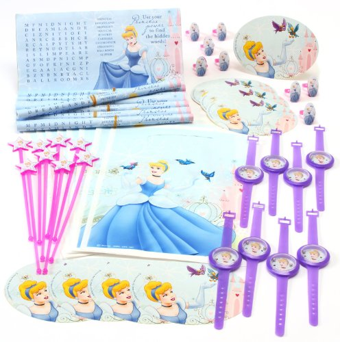 Cinderella Party Favor Value Pack Party Accessory