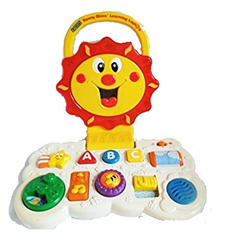 Vtech Sunny Skies Learning Laptop