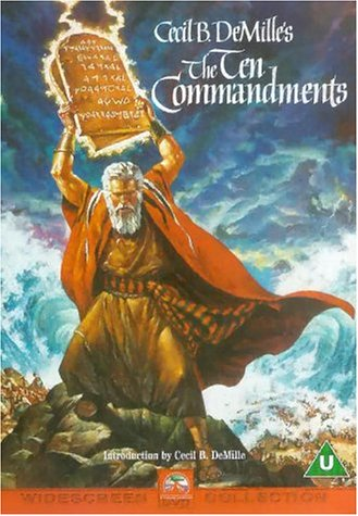 The Ten Commandments [2 DVDs] [UK Import]