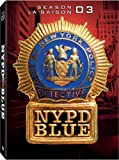 NYPD Blue: Season 3 (Bilingual)
