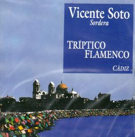 Vicente Soto Sordera - Triptico Flamenco - Cadiz - Amazon
