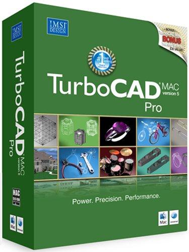 TurboCAD MAC Pro V5 (Mac)
