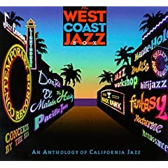 West Coast Jazz box
