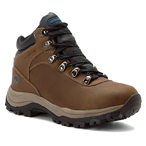 Northside Women's Apex Lite WP Med Brown/Teal