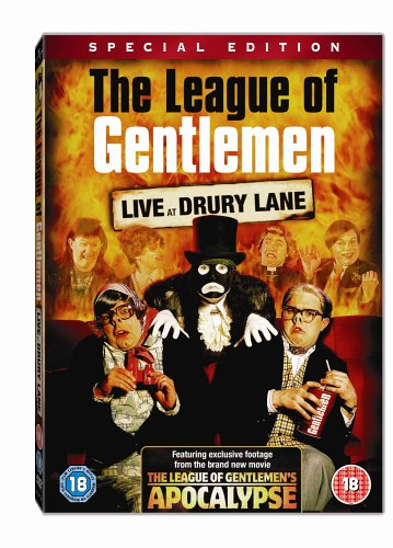 The League Of Gentlemen - Live At Drury Lane: