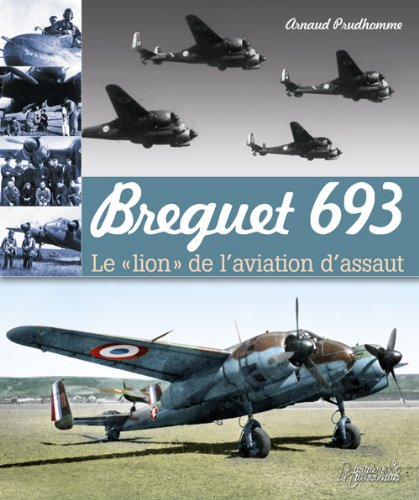BREGUET 693 (French Edition)