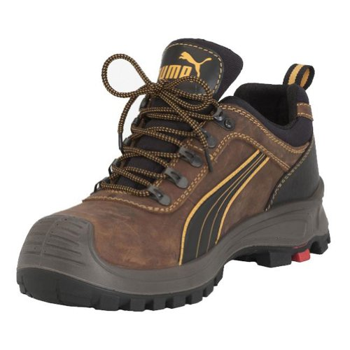 Puma Puma Safety Brown Sierra Nevada Low CT - PS640735-400-9W