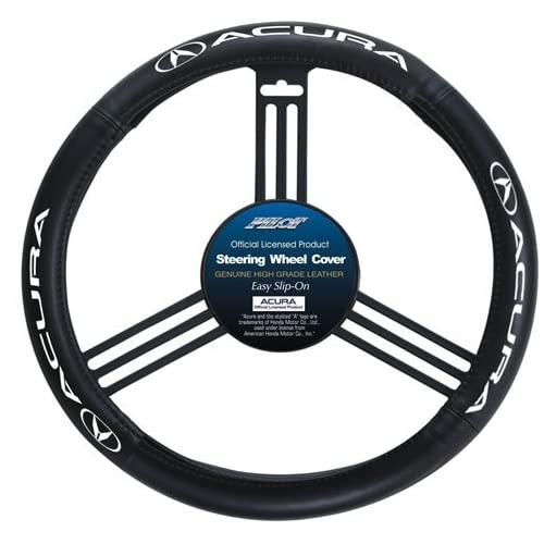 Amazon.com: Pilot Automotive SW-171 Genuine Leather Steering Wheel