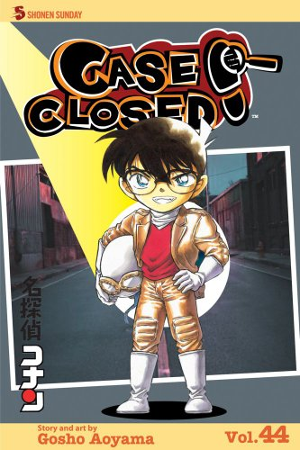 名探偵コナン コミック44巻 (英語版)