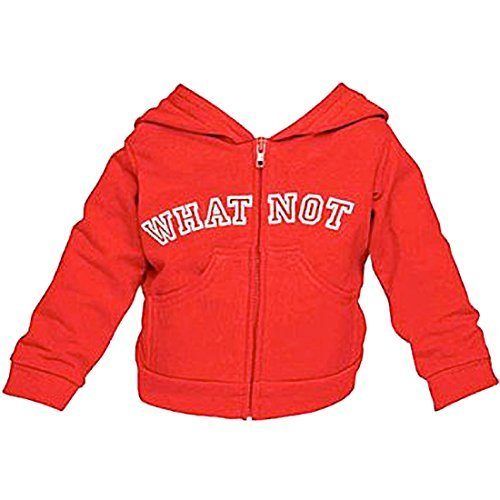 FAO Schwarz Muppet Whatnot - Red Hoodie