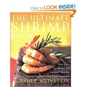 The Ultimate Shrimp Book - Bruce Weinstein