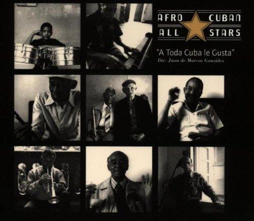 AFRO CUBAN : TODA CUBA LE GUST