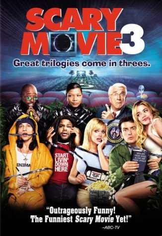 Cover art for  Scary Movie 3 (Widescreen Edition)