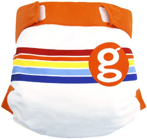 gDiapers gPants Seasonal Prints - Go Big - Medium (13-28 Ibs) - 1