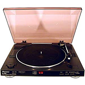 pioneer pl 990 automatic stereo turntable electronics. Black Bedroom Furniture Sets. Home Design Ideas