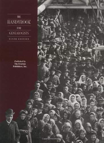 The Handybook For Genealogists : United States Of America (9Th Edition)