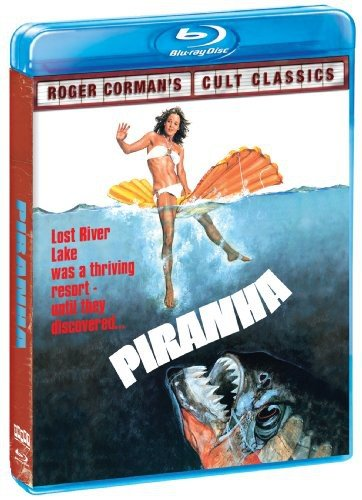 Blu-ray : Piranha (Widescreen)