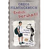 """Gregs Filmtagebuch - Endlich ber�hmt!: Wie Greg zum Filmstar wurdevon """"Jeff Kinney"""""""
