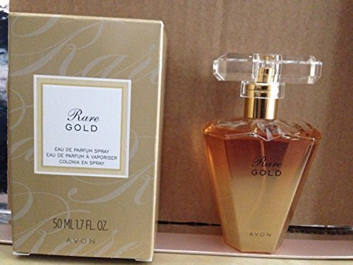 Avon Perfume - Rare Gold