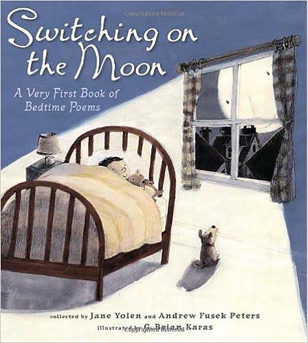 Bedtime Poems Adults Bedtime Poems Jane Yolen