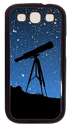 Samsung S3 Case Sky Telescope Pc Custom Samsung S3 Case Cover Black