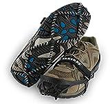 YAKTRAX Pro Shoe Crampon Black, S W 6.5-10/M 5-8.5