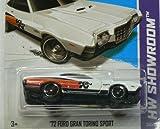Hot Wheels HW Showroom 242/250 '72 Ford Gran Torino Sport