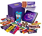 Cadburys luxury chocoholic hamper gift