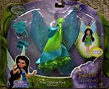 Disney Fairies Pixie Fashion and Wing Accessories Pack - SilverMist