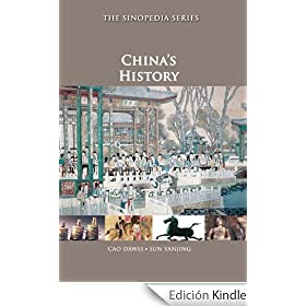 China's History (Sinopedia Series) (English Edition)