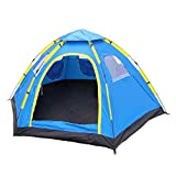 SALE Outdoor Large 6 Person Hiking Camping Automatic Instant Pop up Family Tent By Bestlife