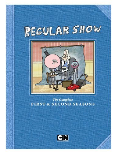 Regular Show: The Complete First & Second Seasons by Cartoon Network