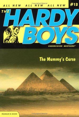 The Mummies curse by Franklin W. Dixon
