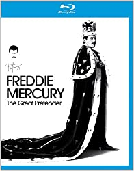 Freddie Mercury: The Great Pretender [Blu-ray]