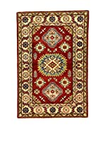 L'Eden del Tappeto Alfombra Uzebekistan Super Multicolor 97 x 145 cm