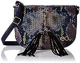 E2O Fashion Women's Sling Bag (Blue) (411)